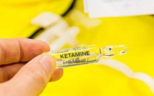 Ketamine for anxiety