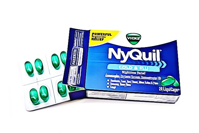 NyQuil Pills