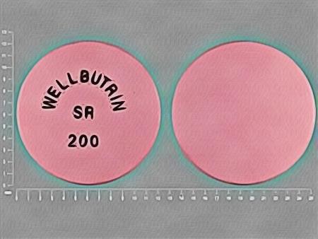 wellbutrin sr 200