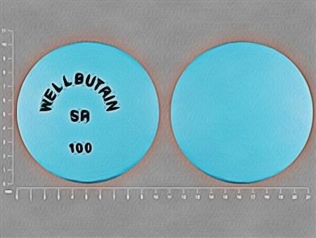 wellbutrin sr 100