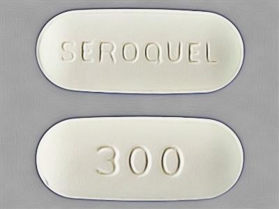 seroquel overdose